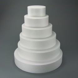 Square Polystyrene Dummy 3.93 x 3.93 x 2.75 in.**