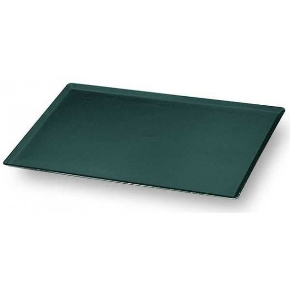 Blued metal slab  15.74 x 11.81 in.