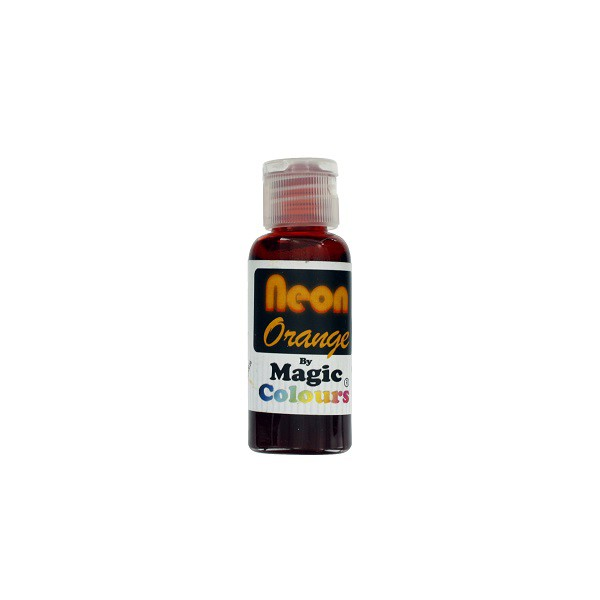 Flashy Pink Food colouring Gel Magic Colours
