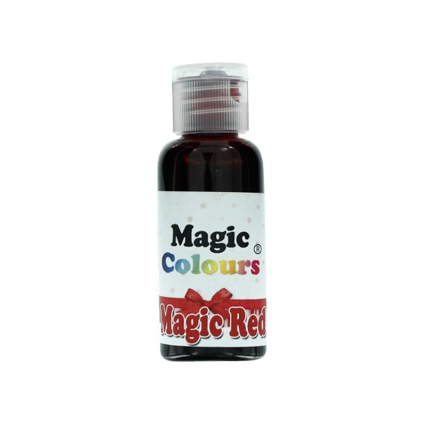 Colorant Alimentaire Gel ROUGE Magic Colours