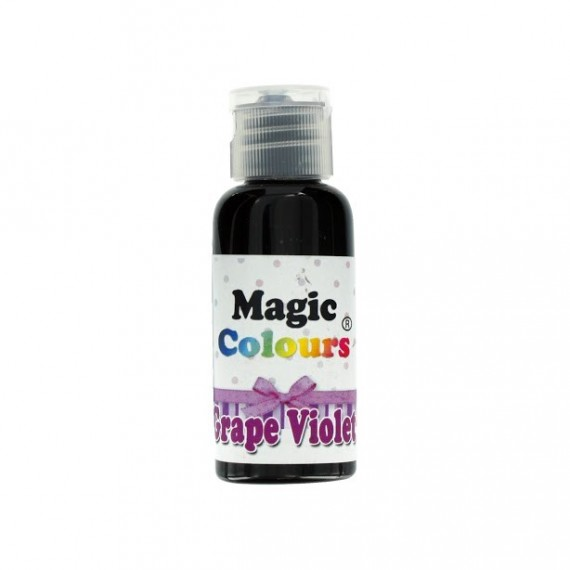 Colorant Alimentaire Gel VIOLET Magic Colours