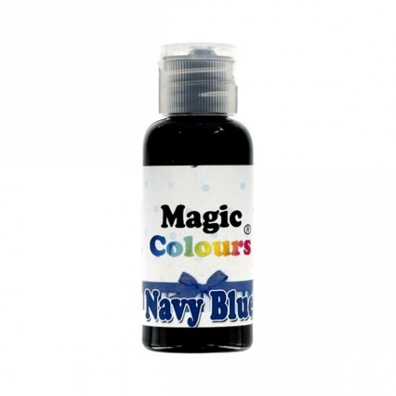 colorant alimentaire gel bleu marine magic colours - Colorant Bleu Alimentaire