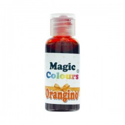 Colorant Alimentaire Gel ORANGE Magic Colours