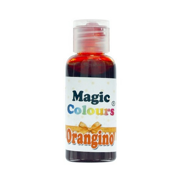 Foodstuffs colouring Gel Orange Magic Colours