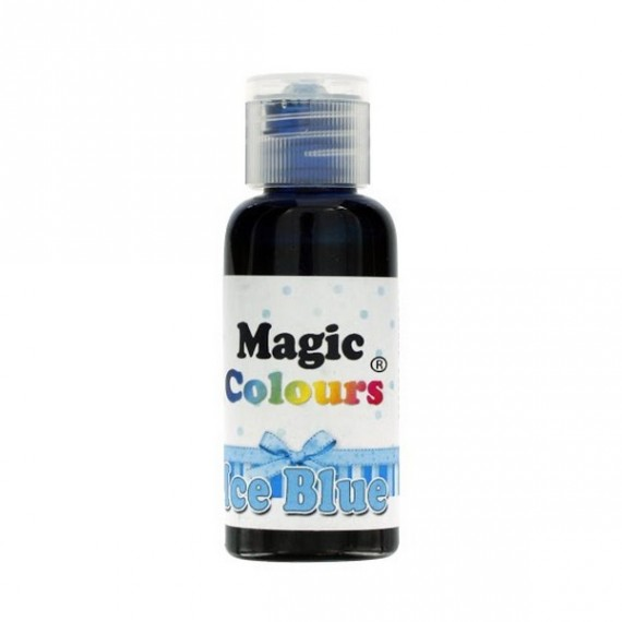 Colorant Alimentaire Gel bleu lagon Magic Colours