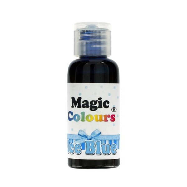Foodstuffs colouring Gel Blue Lagoon Magic Colors
