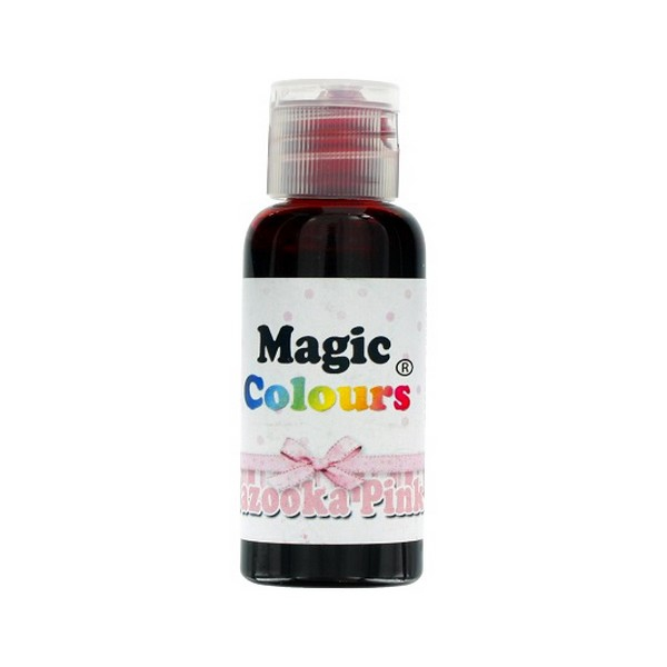 Foodstuffs colouring Gel Pink Magic Colors