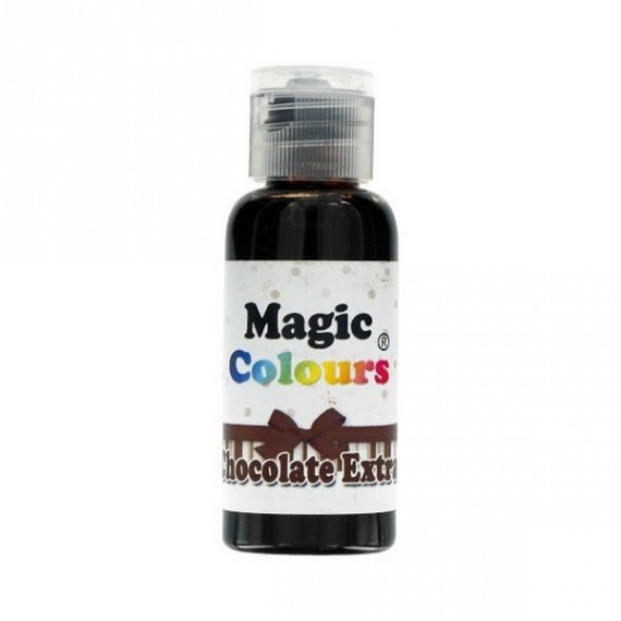 Colorant Alimentaire Gel CHOCOLAT Magic Colours