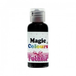 Colorant Alimentaire Gel FUSHIA Magic Colours