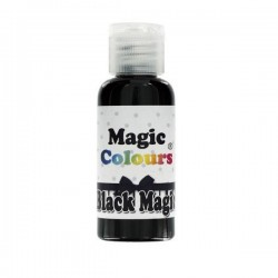Colorant Alimentaire Gel NOIR Magic Colours