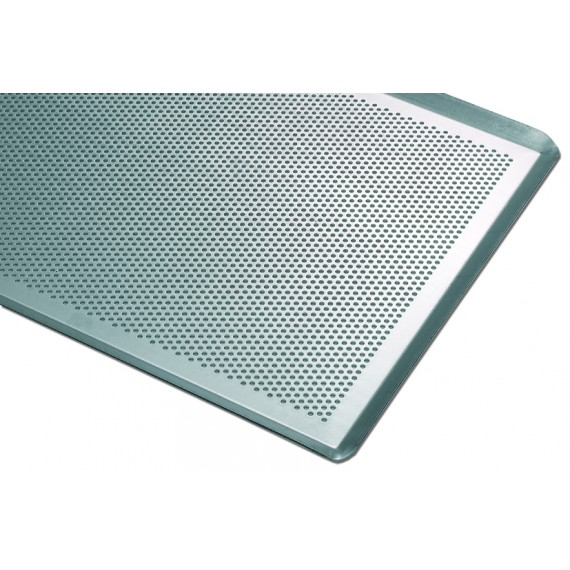 Perforated aluminium baking sheet 30X40