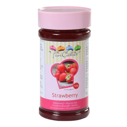 FunCakes Strawberry flavour