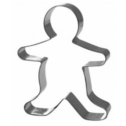 Boy shaped cookie cutter 7,5cm