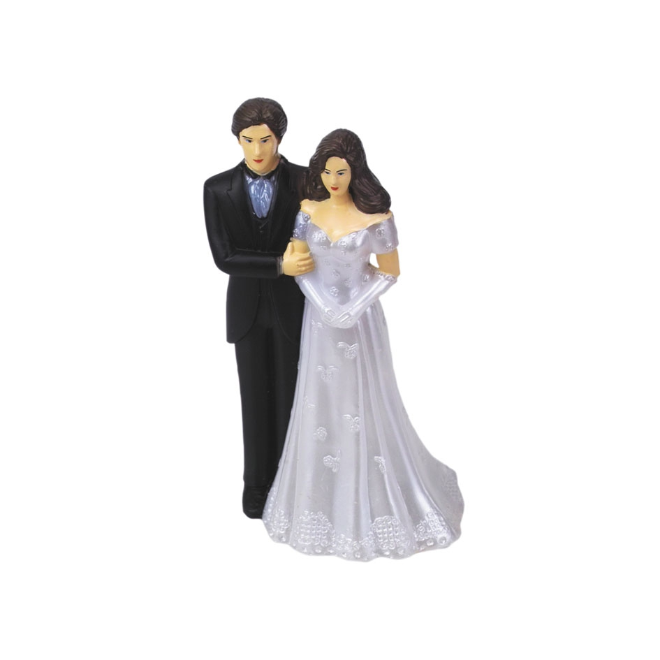 Maried couple cake topper**