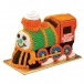 Moule Train Wilton 3D