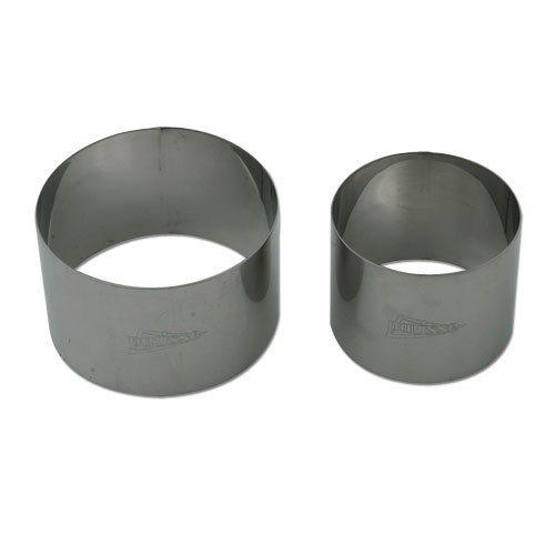 Mousse ring 7 cm
