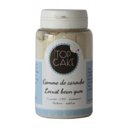 GOMME CAROUBE 100g - TopCake