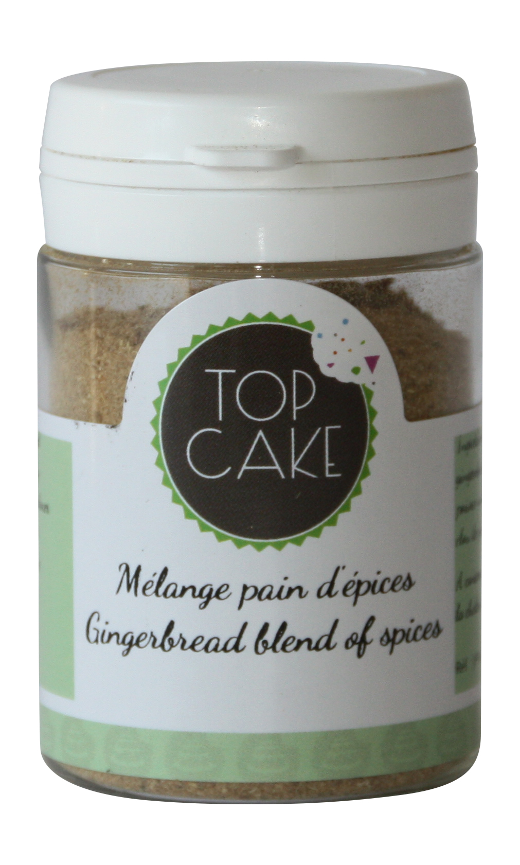 TopCake - Gingerbread blend of spices