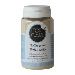 Pectine jaune - 100g -  Top Cake