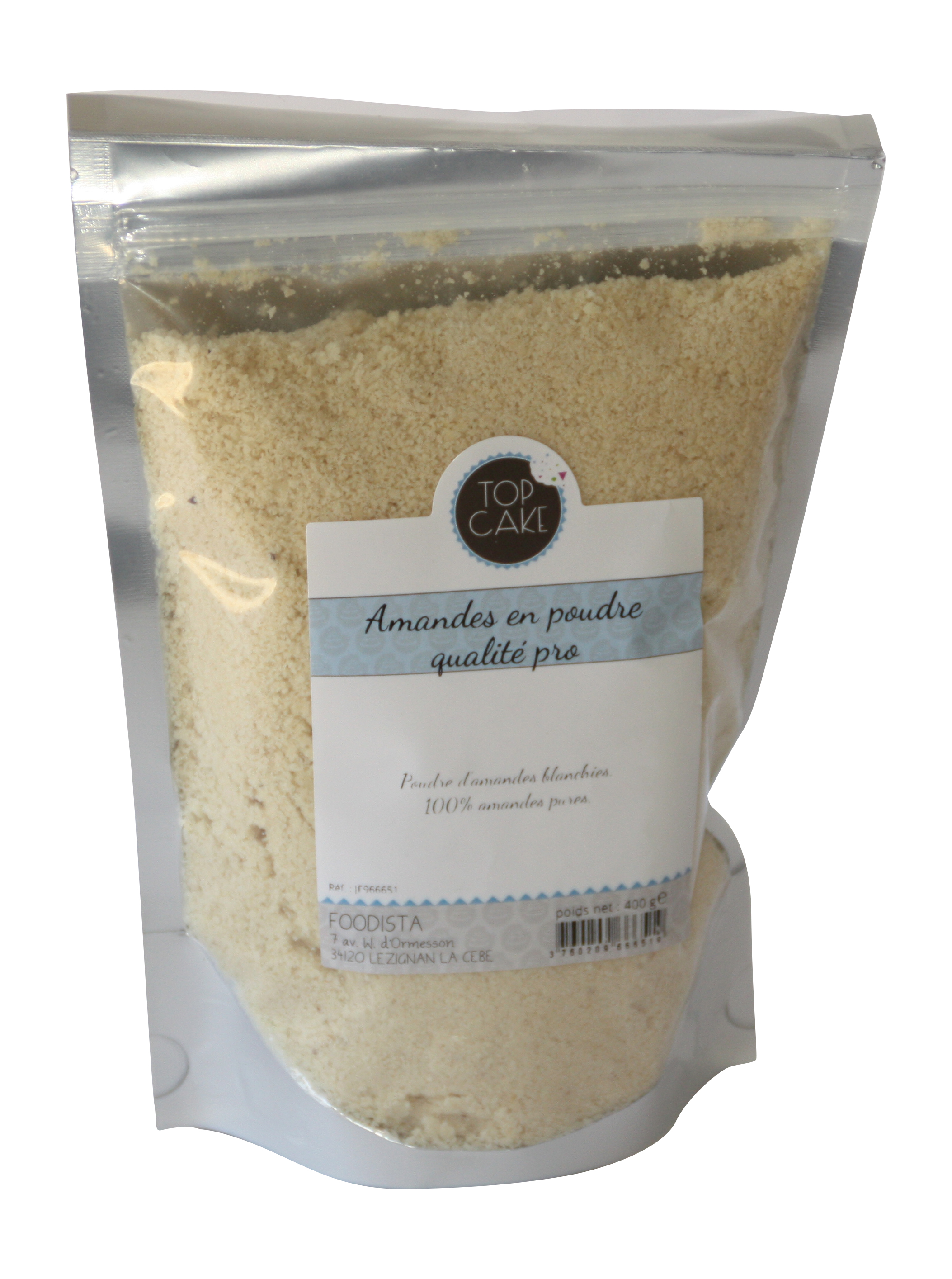 TopCake - Powder almond 400g