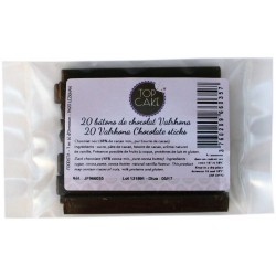 Chocolate bars Valrhona x 20 - TopCake