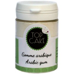 Gomme arabique 50g - TopCake