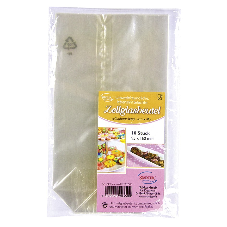 Confectioner bag 145 x 235