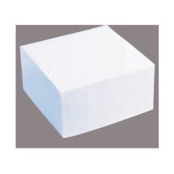 5 Pastry boxes 11in – white