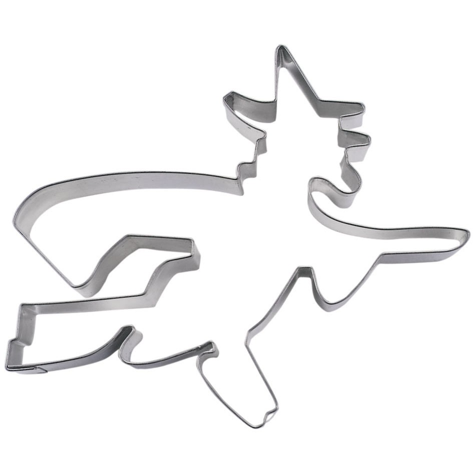 Witch cookie cutter – halloween