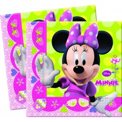 Serviettes Minnie