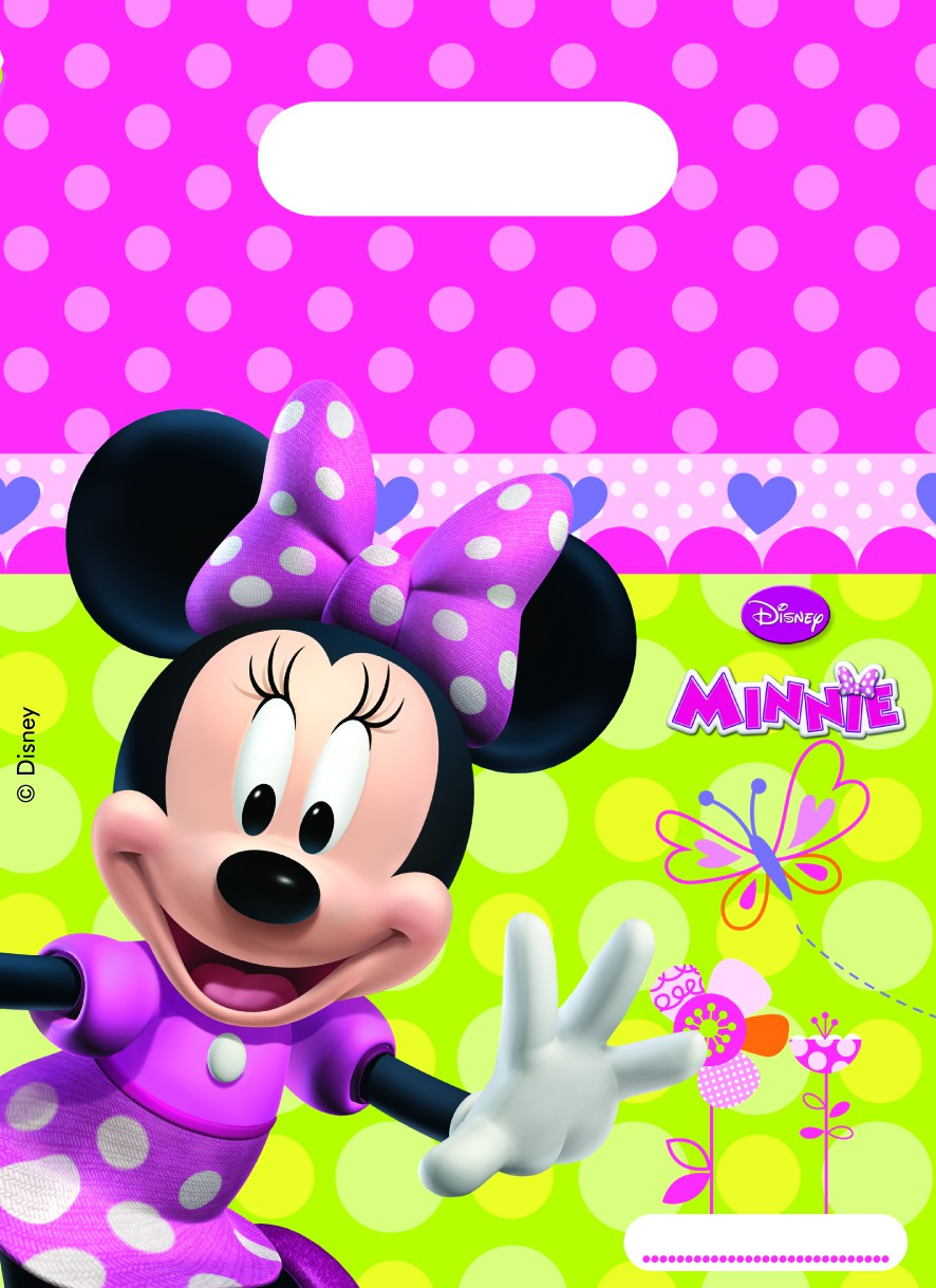 Minnie gift bags