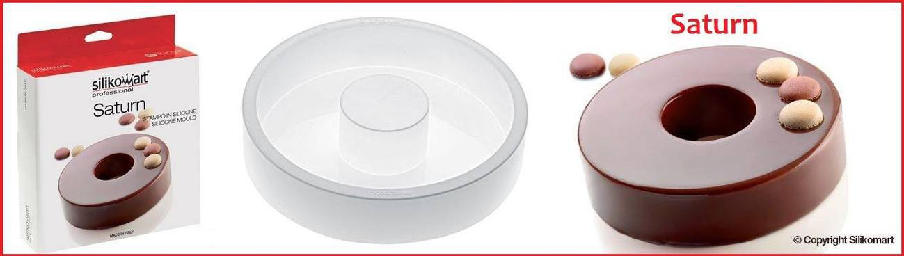 Saturn silicone mould