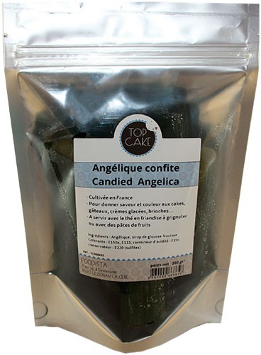 TopCake – Candied angelica 200g