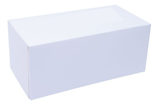 5 Dessert log boxes 25cm