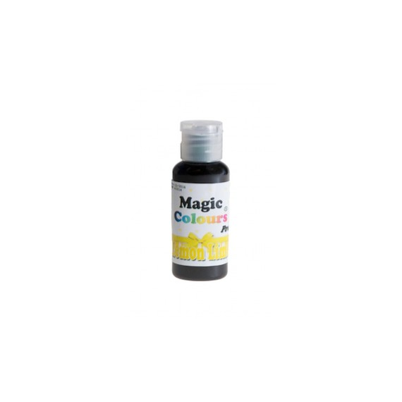 Colorant Alimentaire Gel CITRON LIME Magic Colours