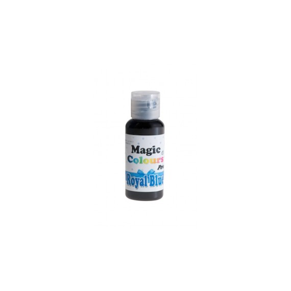 Colorant Alimentaire Gel BLEU ROI Magic Colours