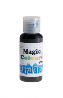 Magic Colours BRIGHT BLUE colouring gel