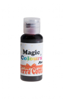 Magic Colours TERRA COTTA colouring gel