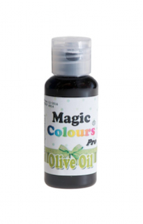 Colorant Alimentaire Gel OLIVE Magic Colours