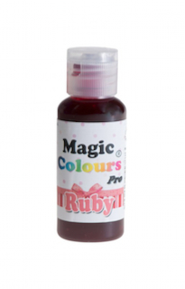 Magic Colours RUBY colouring gel