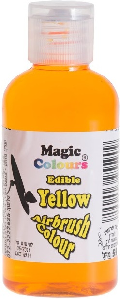 Magic Colours YELLOW airbrush paint