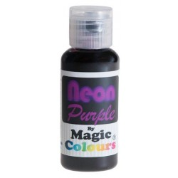 Colorant Alimentaire Gel Violet Flashy Magic Colours