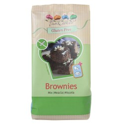 Mix Brownie SANS GLUTEN 500g