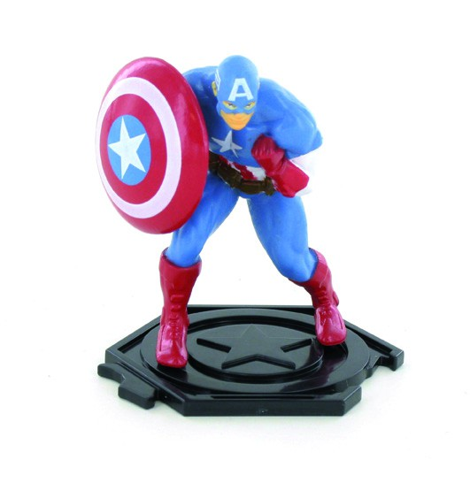 Captain America figure