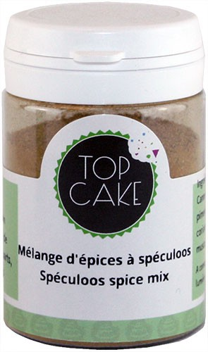 TopCake speculoos spice blend