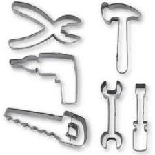 Handycraft cookie cutters