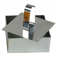 """2.2"""" Stainless steel tappets for square mousse ring"""