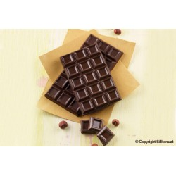 Moule Tablette Choco Bar Silikomart