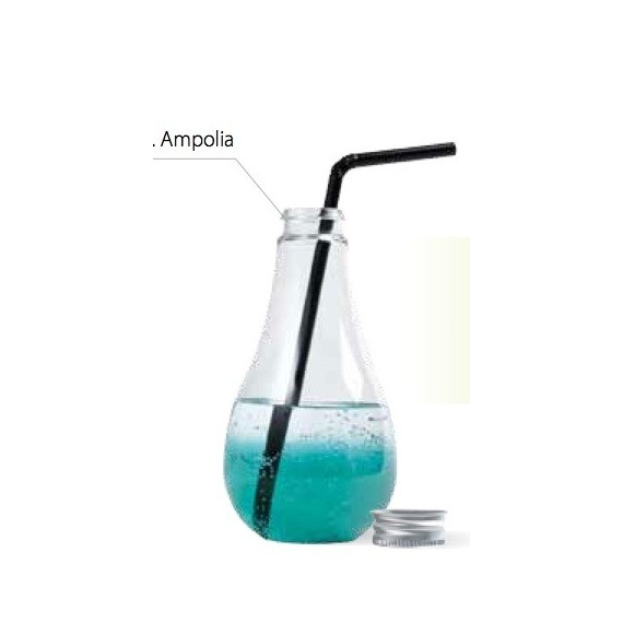 Flacon ampolia 25 cl