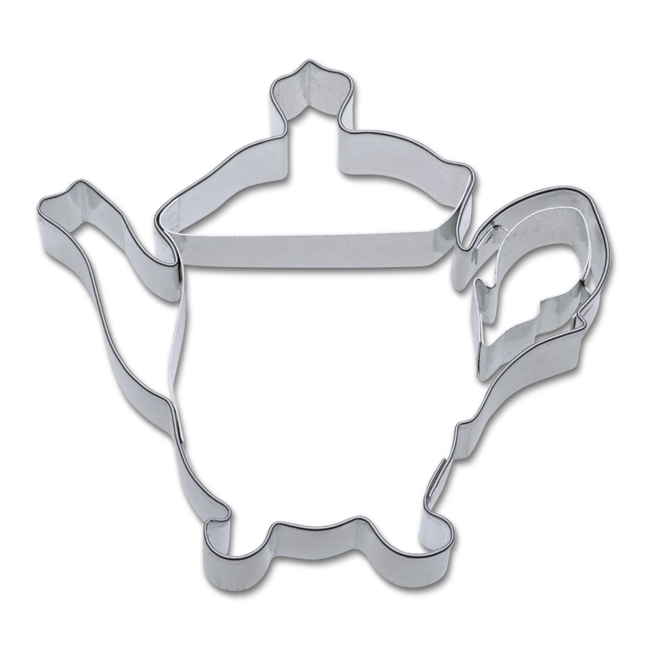 Kettle cookie cutter**